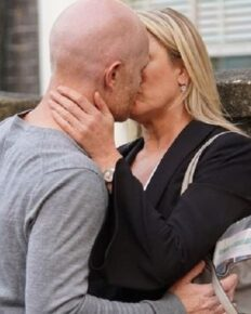 EastEnders resumed filming from June 2020! But how do the stars manage the kiss scenes while social distancing?