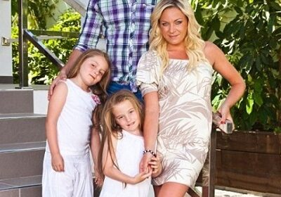 Rita Simons, English actress and her husband Theo Silveston are divorcing!
