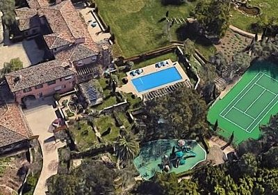 Terry Cunningham, the previous owner of Prince Harry and Meghan Markle's new Santa Barbara mansion warns of mudslides!
