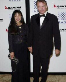 Noriko Watanabe And Sam Neill Relationship Timeline. Are They Divorced Or Married?