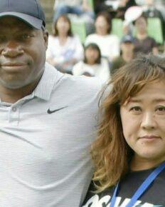 Tamaki Osaka and Leonard Francois, the parents of Naomi Osaka: Their relationship, children, and support for their two daughters!
