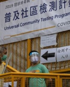 Hong Kong starts the controversial free mass screening for COVID-19! Is the approach to contain the virus right?