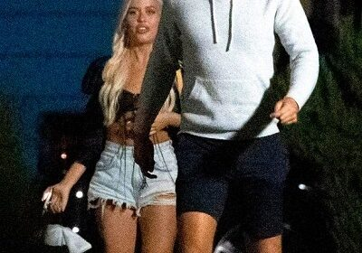Lewis Burton took 25k pounds from his ex-, late Caroline Flack and now also took 22k pounds from his current girlfriend, Lottie Tomlinson!