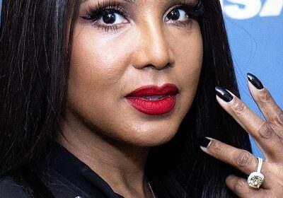 Toni Braxton, American singer regrets not having more sex when she was younger!