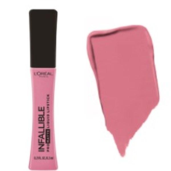 L'Oreal Pro Matte Les Chocolats Scented Liquid Lipstick.