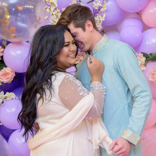 Nabela Noor and husband Seth Martins